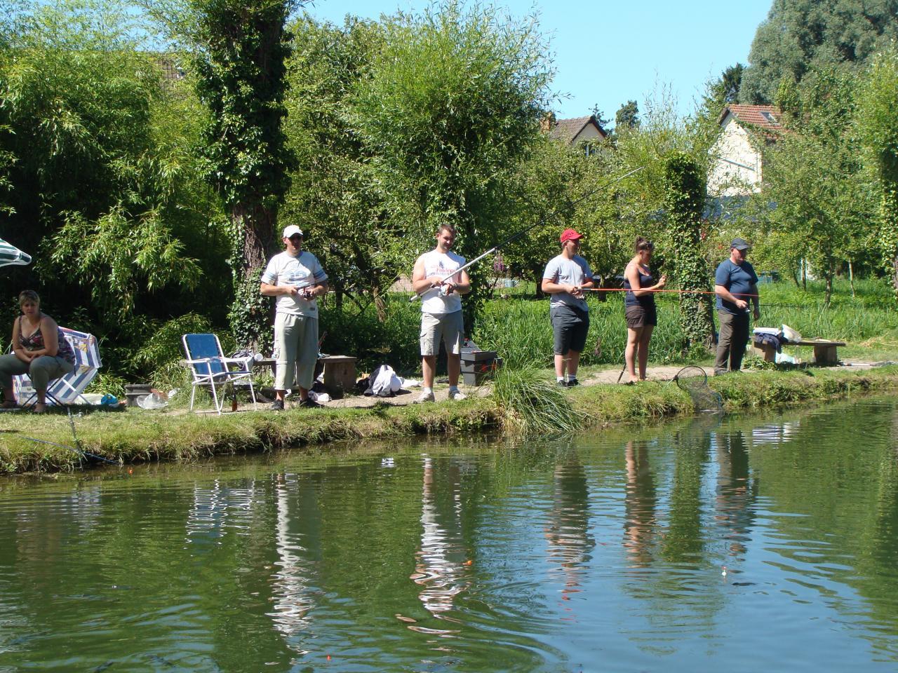 Journée pêche 2012