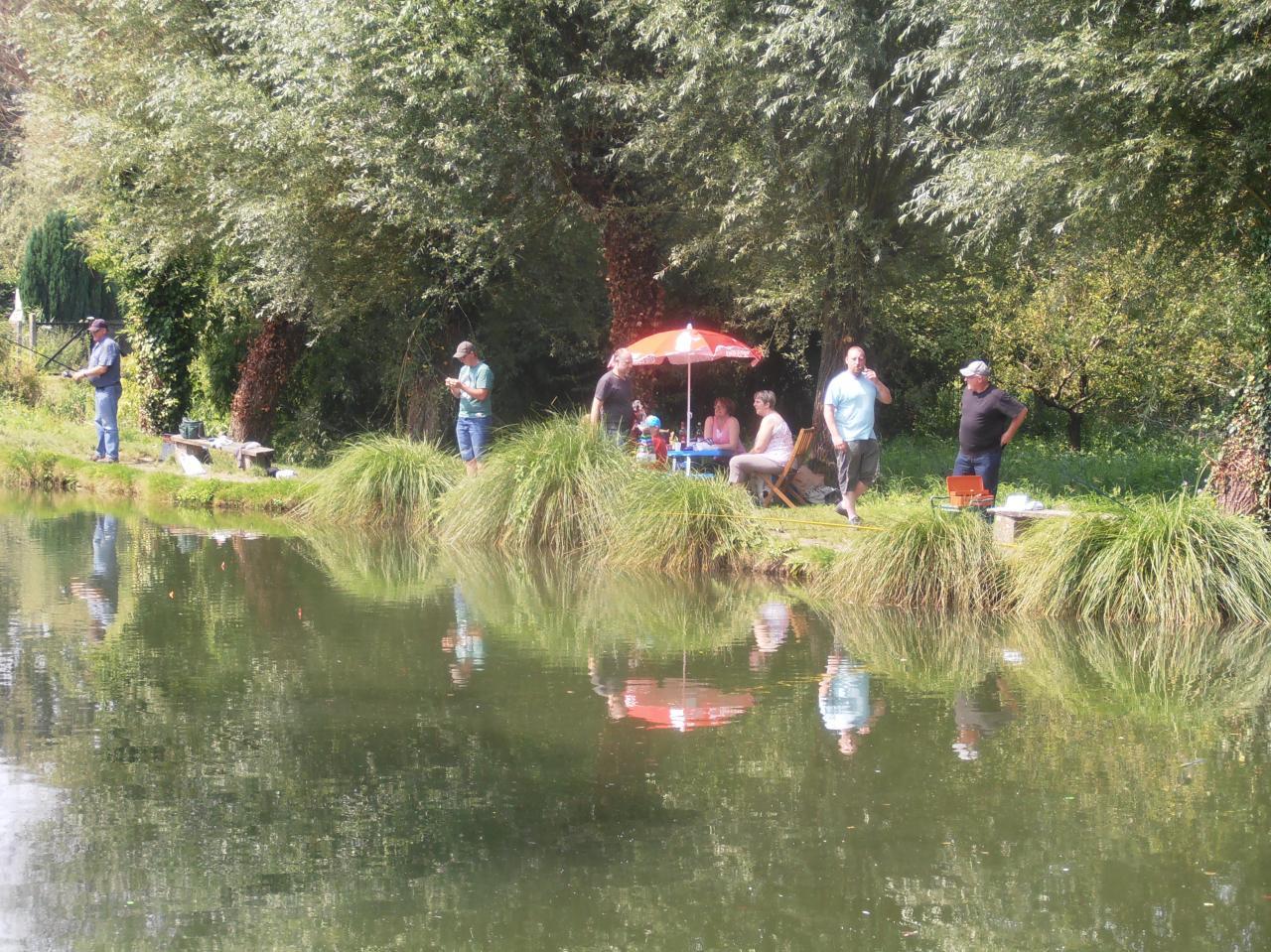 Journée pêche 2014
