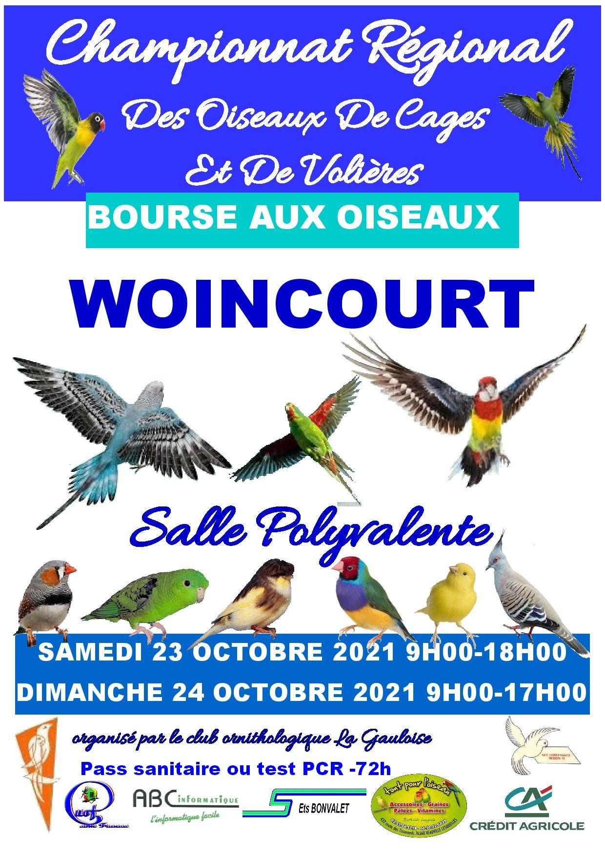 Affiche woincourt regional 2021 pass